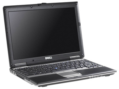 Laptop DELL D420